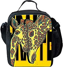 Insulated Lunch Bag Kids Boys Girls Lunchbag Cool