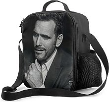 Insulated Lunch Bag Matt Dillon Lunch Box with