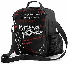 Insulated Lunch Bag Mhemica Cooler Bag Portable