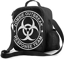 Insulated Lunch Bag Outbreak Response Lunch Box