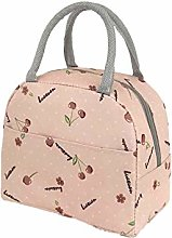Insulated Lunch Bag Oxford Cloth Medium Cooler