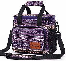 Insulated Lunch Bag Picnic Cool Bag Lunch Box Bag