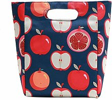 Insulated Lunch Bag, Portable Cooler Bag, 5L