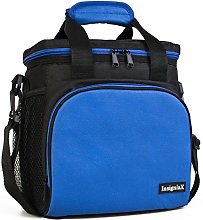 Insulated Lunch Bag S1: InsigniaX Cool Back to