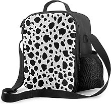 Insulated Lunch Bag Spotted Animals Wildlife