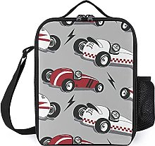 Insulated Lunch Bag Supercar Lunch Box Portable