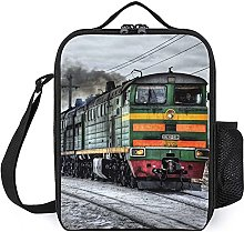 Insulated Lunch Bag The Train Lunch Box Portable