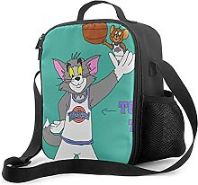 Insulated Lunch Bag Tom Holding Jerry Lunch Box