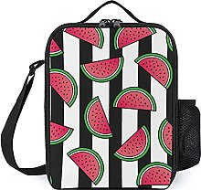 Insulated Lunch Bag Watermelon Lunch Box Portable
