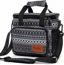 Insulated Lunch Box Bag for Men Women and Kids,