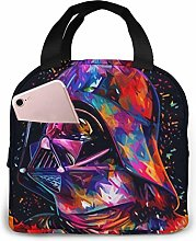 Insulated Lunch Tote Bag for Men Women, Star War
