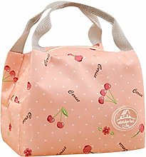Insulated Lunch Tote Bag Portable Lunch Bag
