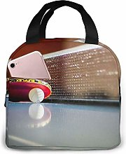 Insulated Lunch Tote,Reusable Lunch Box,Picnic