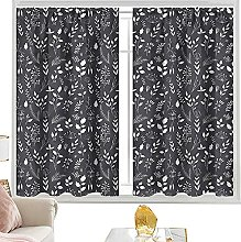 insulating curtains Black and White,Gardening