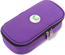 Insulin Cooler Bag Travel Bag - Medication