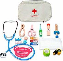 Intee Pretend Doctors Play Set, 15Pcs Role Play