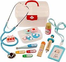 Intee Pretend Doctors Play Set, 16Pcs Role Play
