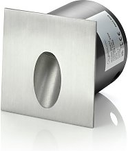 Integrated LED Inset Recessed Marker Light –