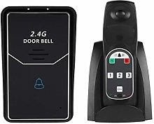 Intercom Doorbell, Digital 2.4G Door Bell Remote