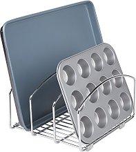 InterDesign Classico Kitchen Cookware Organizer