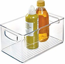InterDesign Home Kitchen Organizer Bin for Pantry,