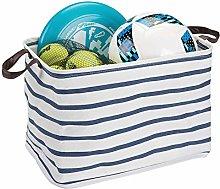 InterDesign Riley Household Storage Basket, Large
