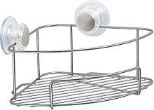 InterDesign Turn-N-Lock Corner Suction Shower
