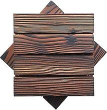 Interlocking Flooring Garden Decking 2 Pack