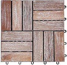 Interlocking Flooring Garden Decking Decking Tiles