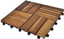 Interlocking Flooring Garden Decking Wood Decking
