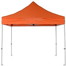 Interouge Folding tent 3 x 3 m Polyester Coated