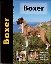 Interpet Limited Boxer Dog Breed Book (One Size)