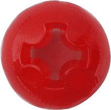 Interpet Mighty Mutts Rubber Ball (Medium) (Red)