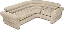Intex 68575 Inflatable Corner Sofa 2.57m x 2.03m x