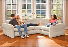 Intex Inflatable Corner Sofa/Couch 257x203x76 cm