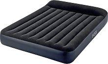 Intex Queen Pillow Rest Classic Air Bed