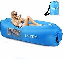 INTEY Waterproof Inflatable Sofa Portable