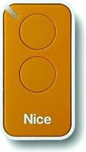 Inti 2 - Yellow | Gate and garage door remote -