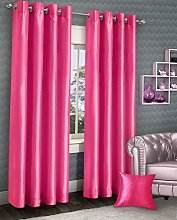 Intimates Fully Lined Faux Silk Window Treatment