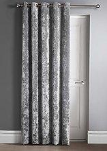 Intimates Velvet Crushed Door Panel Thermal Winter