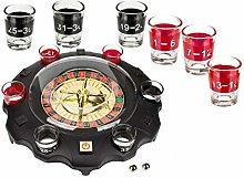 Invero Casino-Style Electric Roulette Wheel -