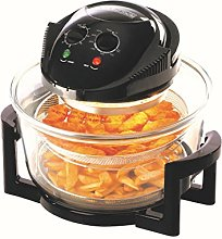 Invero® Large Deluxe Halogen Convection Oven