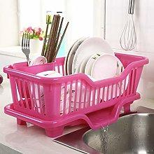 invision1 Plastic Kitchen Sink Dish Drainer -