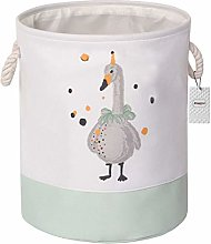 Inwagui Nursery Laundry Basket Collapsible Baby