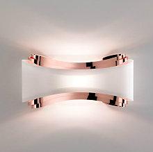 IONICA GLASS WALL LIGHT