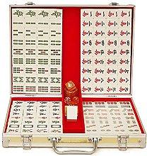 IOPQQ Mahjong Sets Chinese Chinese Mahjong Set 144