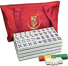 IOPQQ Mahjong Sets Chinese Classic Chinese Mahjong