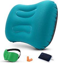 iOutdoor Camping Pillow, Inflatable Pillow Blow