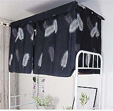 IPENNY Dustproof Bed Canopy Single Sleeper Bunk