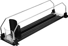 iplusmile Plastic Pusher Tray Rack Automatic